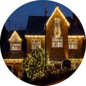 home exteriors home interior christmas decorators - Residential Christmas Decorating Service