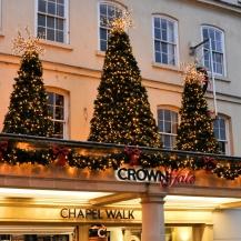 Santa at Crowngate-profile pic