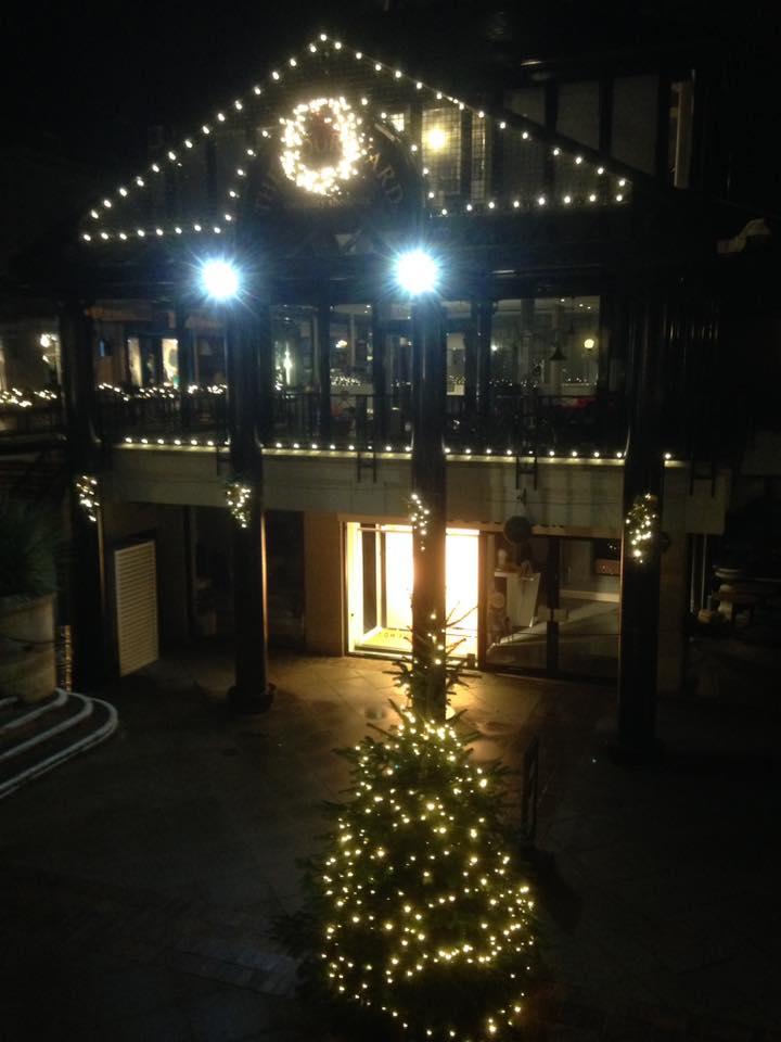 The Courtyard, Cheltenham