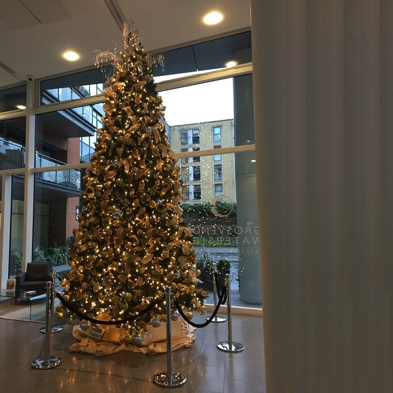 12ft Artificial commercial Christmas tree