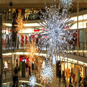 Commercial Christmas Decoration in Wirral and Cheshire