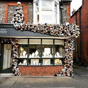 Buildings & Entrances Christmas Decorations